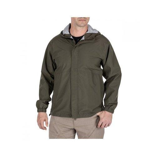 5.11 Tactical Duty Rain Shell Jacket Ranger Green
