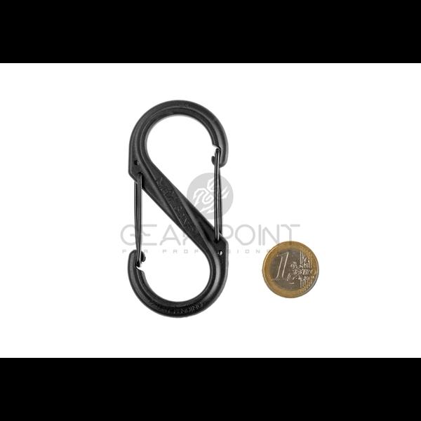 Nite Ize S-Biner Plastic #4 - Black