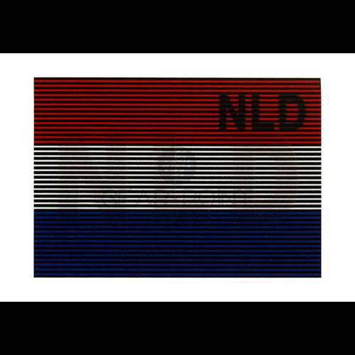 Clawgear Dual IR Nederlandse NLD Vlag Patch