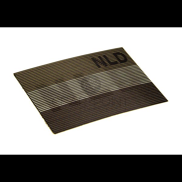 Clawgear Dual IR Nederlandse NLD Vlag Patch Desert