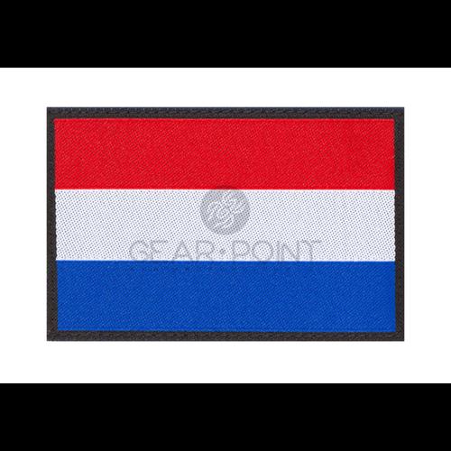 Claw Gear Nederlandse NLD Vlag Patch