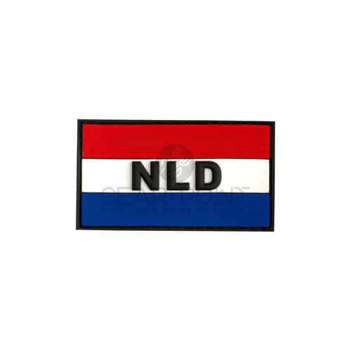 Jackets to Go Nederlandse NLD Vlag PVC Patch