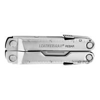 Leatherman Rebar Silver Multitool incl. Nylon Tasje