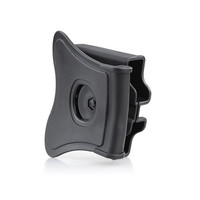 Cytac Double Polymer Glock Mag Pouch Black