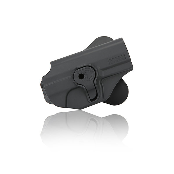 Cytac Paddle Holster Walther P99 Black