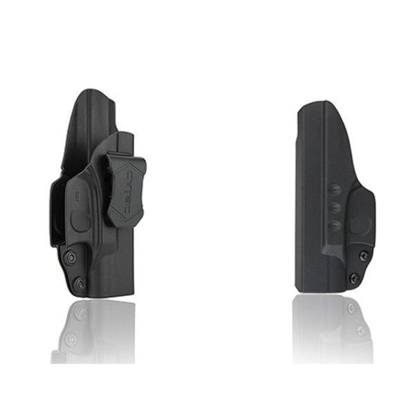 Cytac Inside Waistband Holster Glock 26/27/33 Black