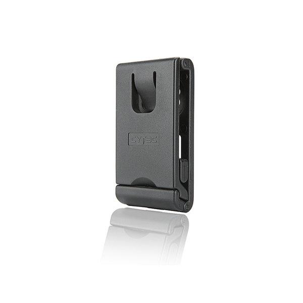 Cytac Koppel / Belt Clip Adapter Gen.3 Black