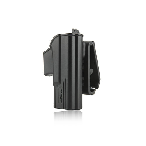 Cytac Belt Clip Holster Thumb Release Glock 19/23/32