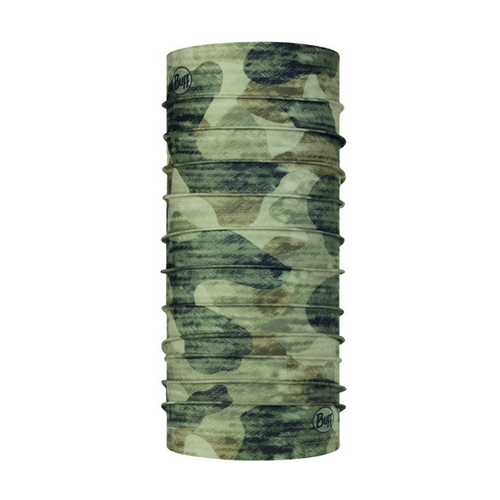 BUFF Coolnet UV+ Insect Shield Burj Khaki Camo
