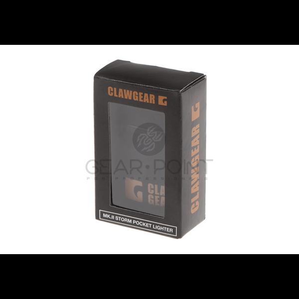 Clawgear Storm Pocket Lighter MKII / Aansteker Black