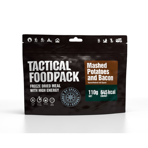 Tactical Foodpack Mashed Potatoes & Bacon