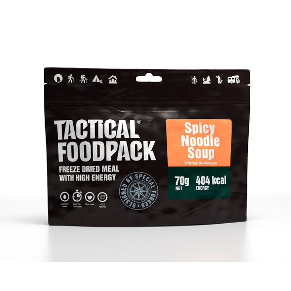 Tactical Foodpack Spicy Noodle Soup