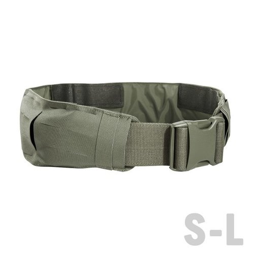 Tasmanian Tiger TT Warrior Belt LC (lasercut) IRR Stone Grey Olive