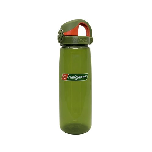 Nalgene On The Fly Bottle Drinkfles 750ml Rhino Orange