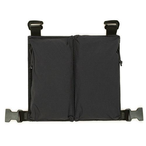 5.11 Tactical Double Deploy Gear Set Black