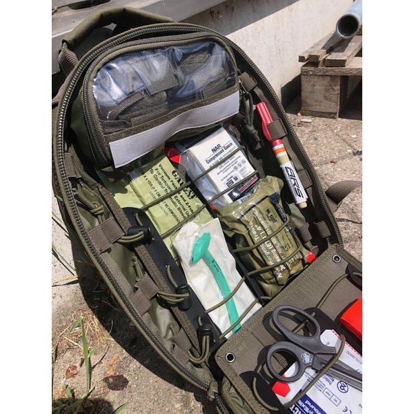 Gear Point IFAK Tactical Pro Set - TQ Orange (alleen inhoud)