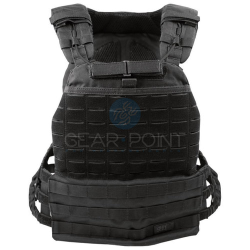 5.11 Tactical TacTec Plate Carrier Zwart