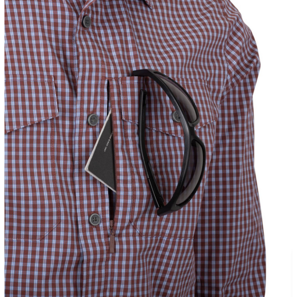 Helikon-Tex Covert Concealed Carry Shirt Foggy Grey
