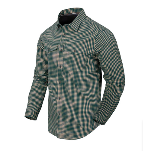 Helikon-Tex Covert Concealed Carry Shirt Savage Green