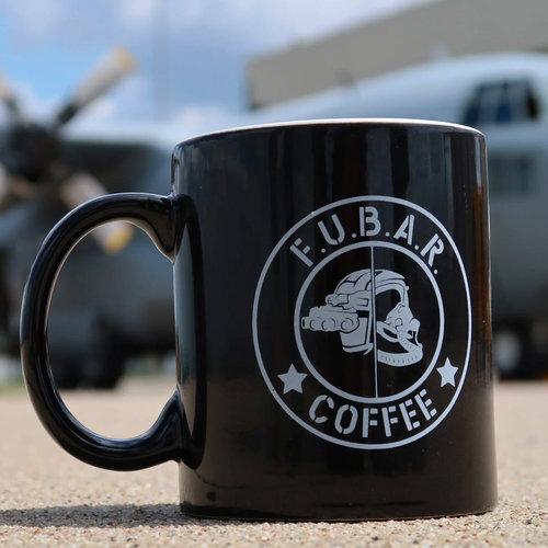 F.U.B.A.R. Coffee Big Mug 30cl Black