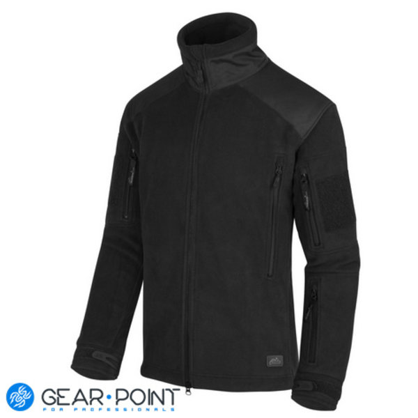 Helikon-Tex Liberty Jacket Double Fleece Zwart