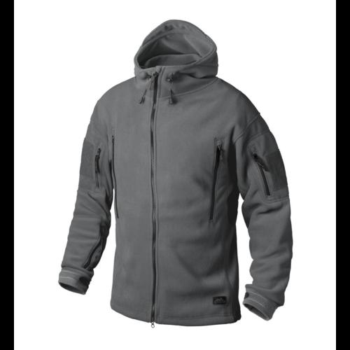 Helikon-Tex Patriot Jacket Double Fleece Shadow Grey