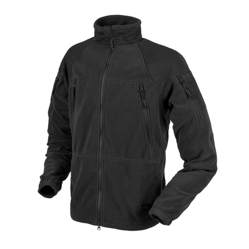 Helikon-Tex Stratus Jacket Heavy Fleece Black