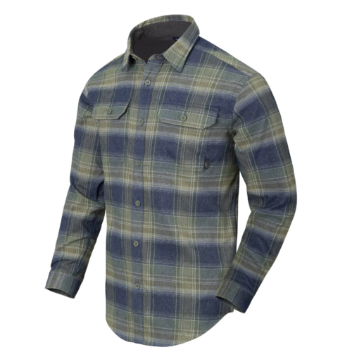 Helikon-Tex Greyman Shirt Blast Blue Plaid