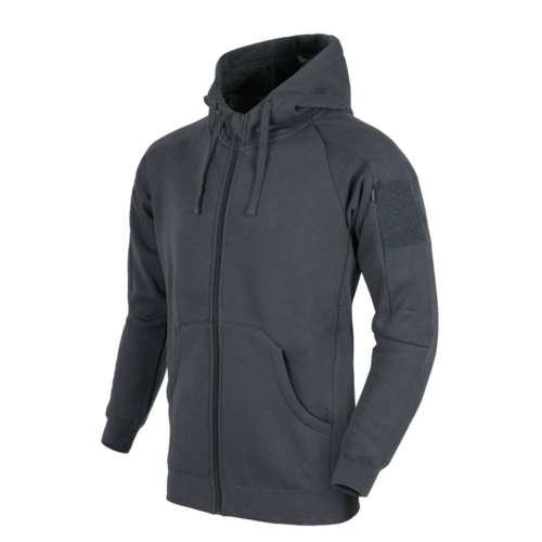 Helikon-Tex Urban Tactical Hoodie Lite Fullzip Grey