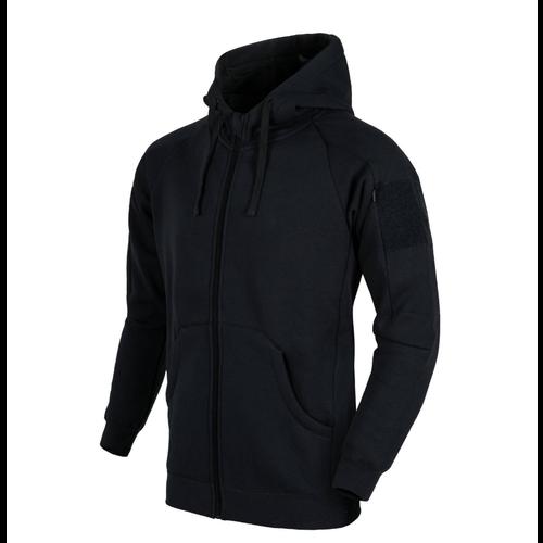 Helikon-Tex Urban Tactical Hoodie Lite Full Zip Black