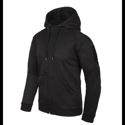 Helikon-Tex Urban Tactical Hoodie  Full Zip Black