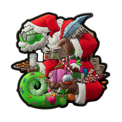 Helikon-Tex Chameleon Christmas PVC Patch