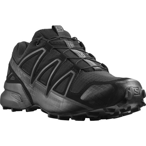 Salomon Speedcross 4 Wide Black (2019)