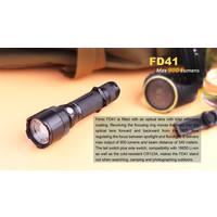 Fenix FD41 Focusbare Zaklamp (900 lumen) incl Accu's