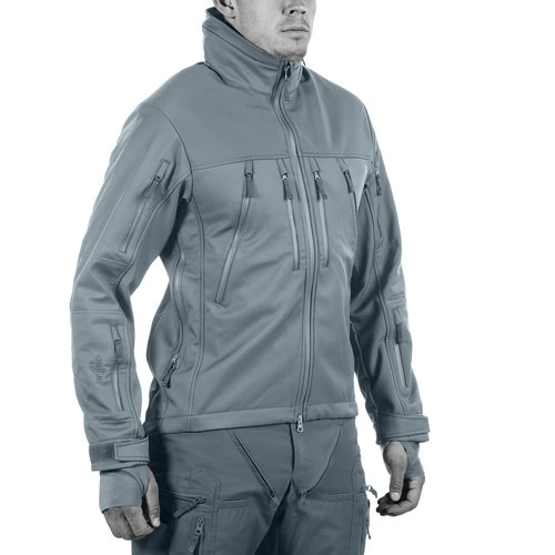 UF PRO Delta Eagle Gen.2 Softshell Jacket Steel Grey