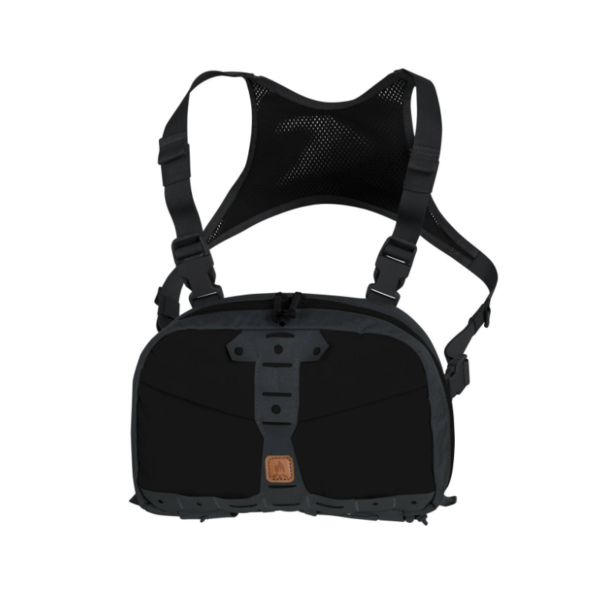 Helikon-Tex Chest Pack Numbat Black / Shadow Grey