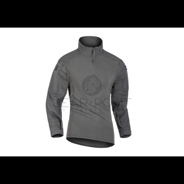 Clawgear Operator Combat Shirt Solid Grey
