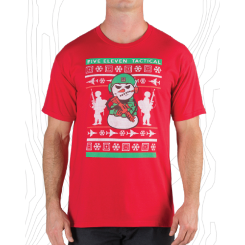 5.11 Tactical Ugly Christmas T-Shirt - Limited Edition