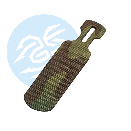 VentumGear TACPULL Zipper Puller MultiCam