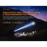 Fenix HT18 Flashlight (1500 lumen) incl Battery