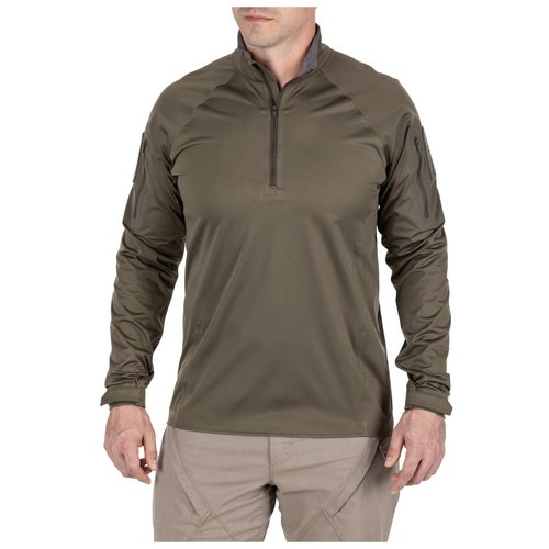 5.11 Tactical Waterproof Rapid Ops Shirt Ranger Green