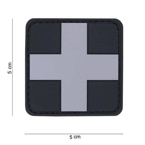 Red Cross Medic PVC Patch SWAT