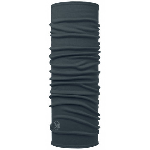 BUFF Midweight Merino Wool Solid Black