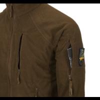 Helikon-Tex Alpha Tactical Jacket Grid Fleece Olive