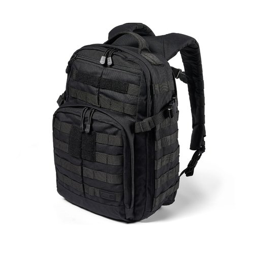 5.11 Tactical RUSH12 2.0 Backpack (24L) Black