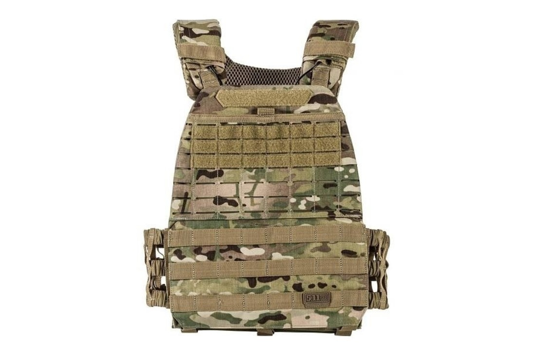 Camouflage Plate Carriers
