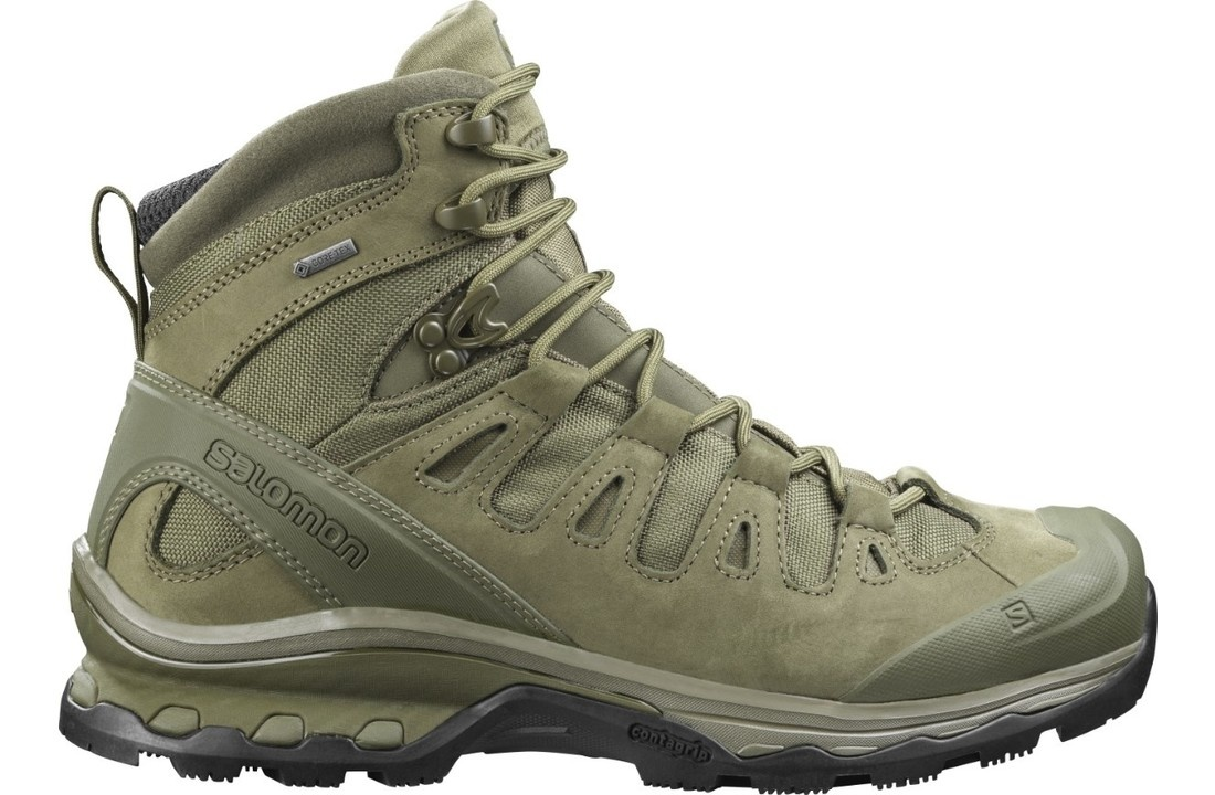 Boots with GoreTex