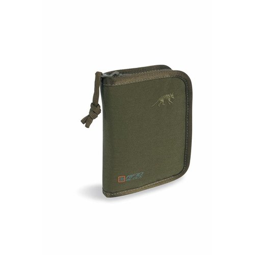 Tasmanian Tiger TT Portemonnee Mil Wallet RFID Block Olive
