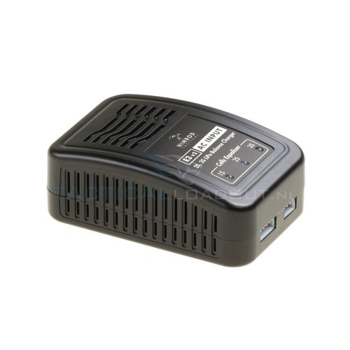 Nimrod E3 Lipo Balanced Acculader (230V)