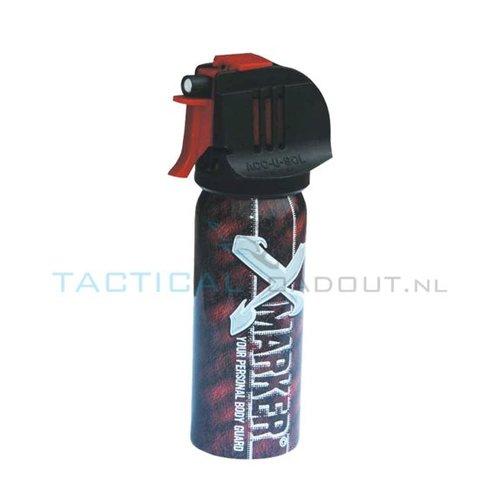X-Marker X-Marker Zelfverdedigingsspray (Smurfenspray)